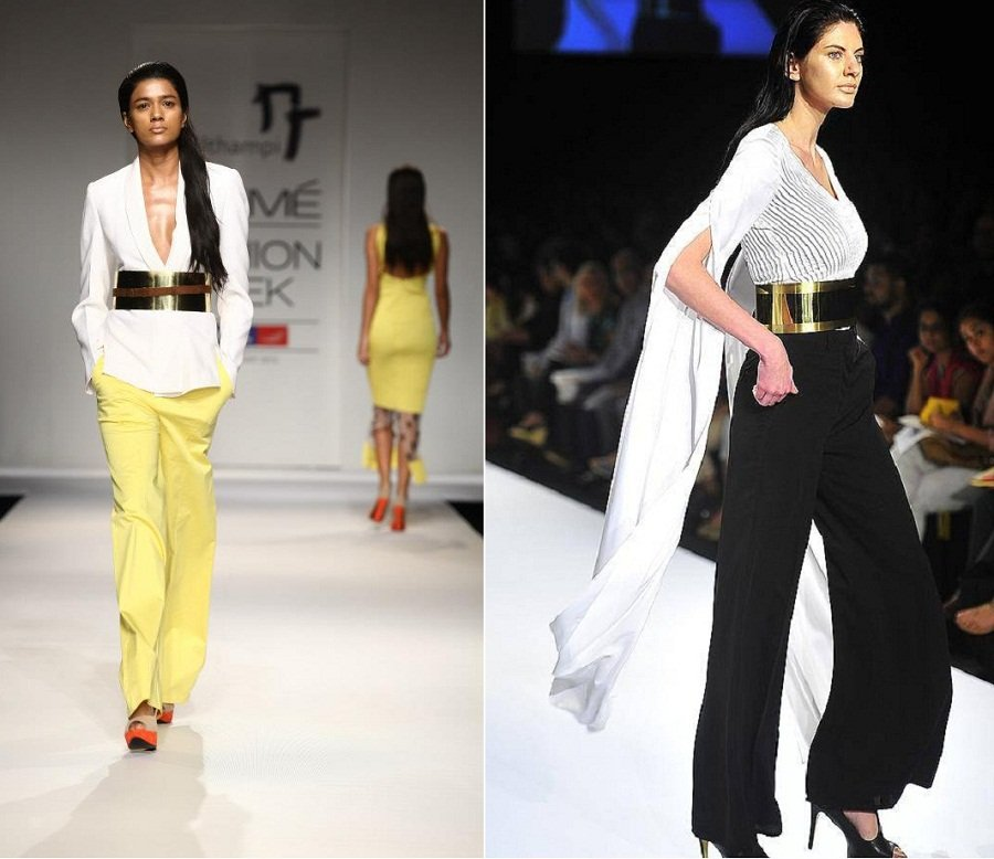 fusion fashion nikhil thampi lakme fashion week