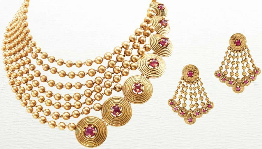 azva-gold-bridal-set