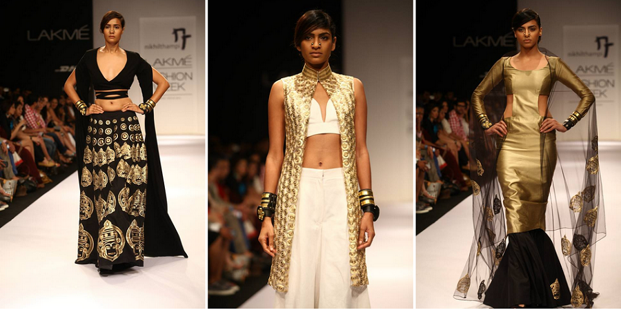 nikhil-thampi lakme fashion week