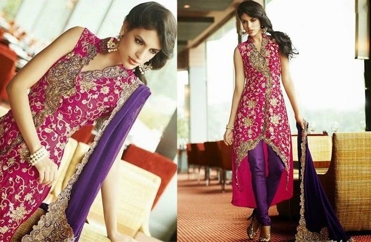 Pakistani Style Salwar