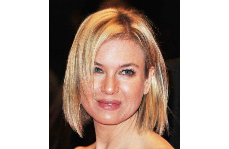 Renee Zellweger haircut