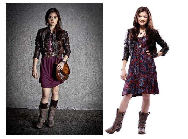 Aria Makeup Outfits
