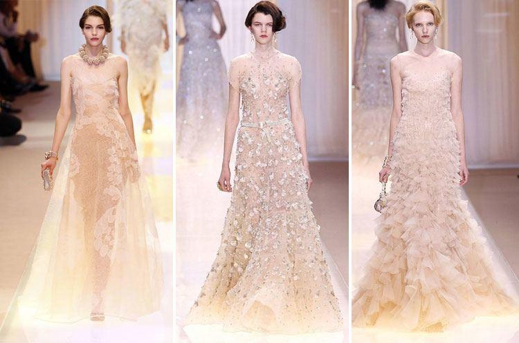 Armani Prive Haute Couture Fashion Week