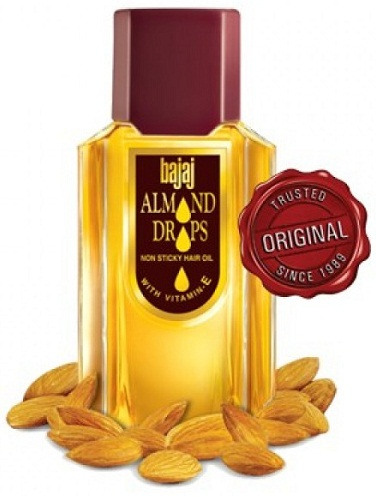 Bajaj Almond Oil for haircare