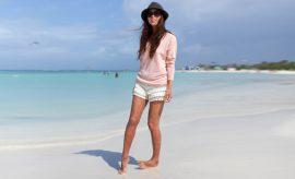 Beach fashion for women