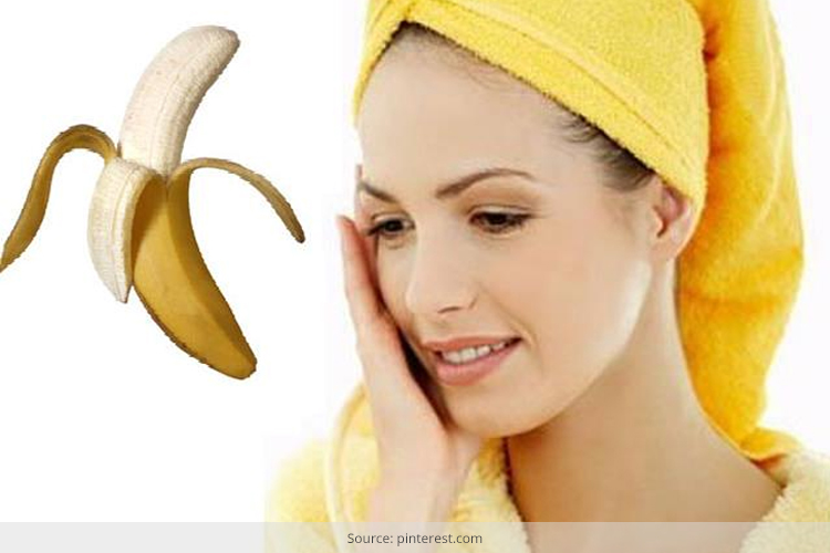 Benefits of Banana for Face