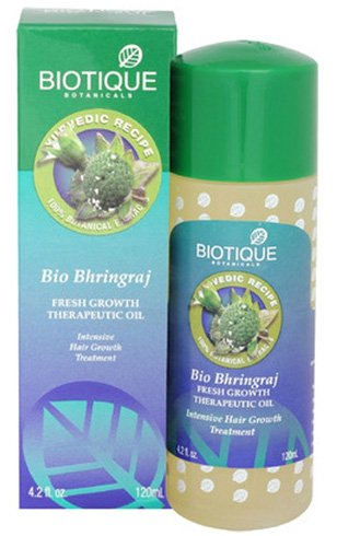 Biotique Bio Bhringraj Fresh Growth Therapeutic Hair Oil