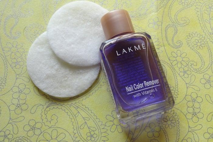 Lakme-Nail Polish-Remover