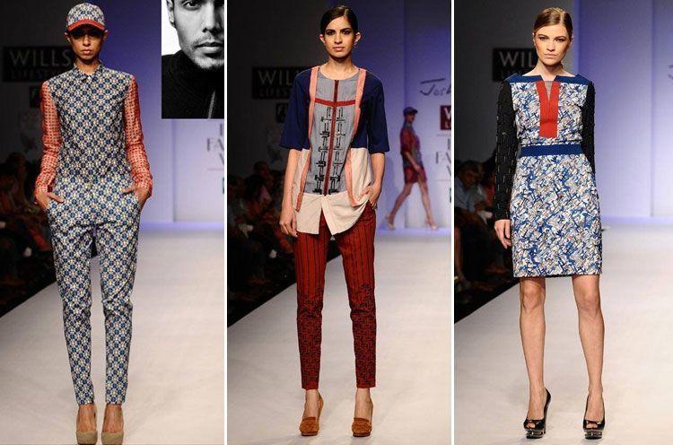Debutant designers Josh Goraya