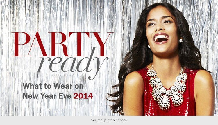 Fashionably Spiritual this New Year Eve 2014