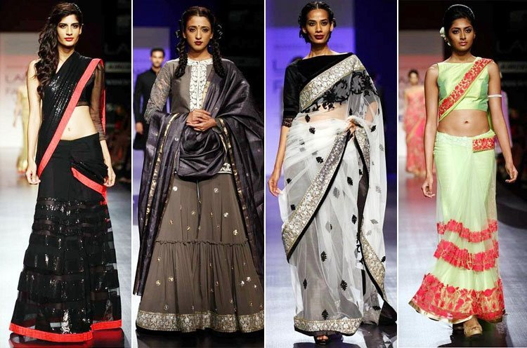 Manish Malhotra Bollywood 100 years lakme fashion week 2013
