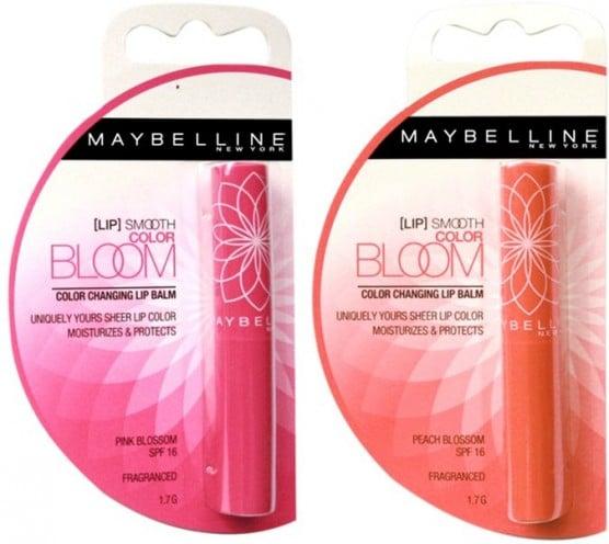 Maybelline Lip Smooth Color Bloom Lip Balm