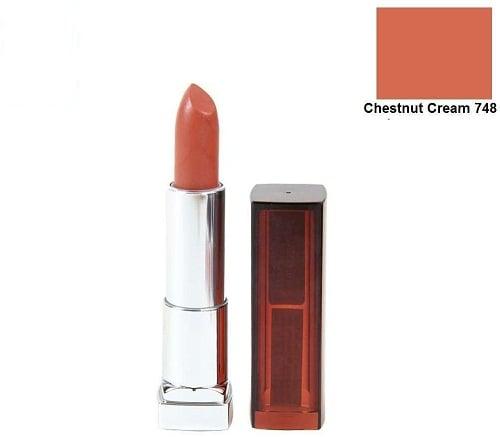 Maybelline Lipcolor chestnut cream