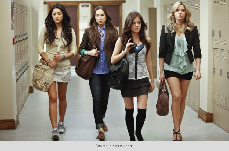 Pretty Little Liars Fashion Statement