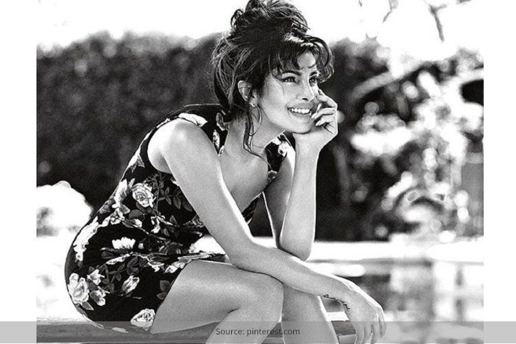Priyanka Chopra As The First Indian Model