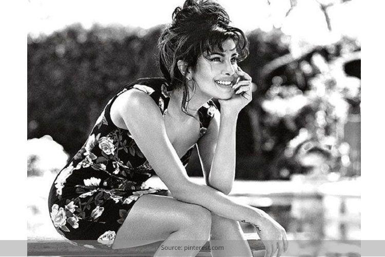 Priyanka Chopra As The First Indian Model