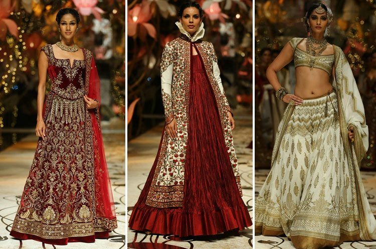 Rohit Bal for Aamby Valley India Bridal Fashion Week 2013
