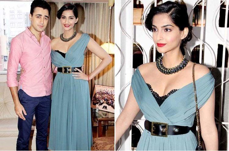 Sonam Kapoor At Gucci