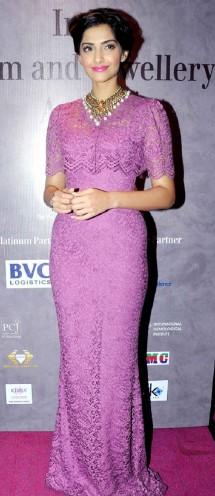 Sonam Kapoor in Dolce and Gabbana