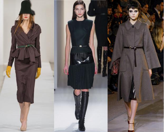 Stylish Belt Outfits Combinations