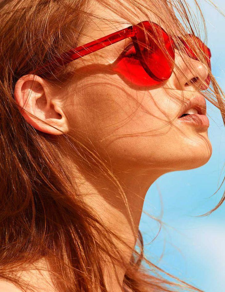 Sun-Kissed-look
