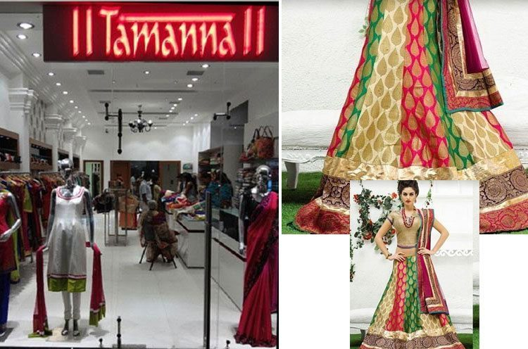 Tamanna World collection