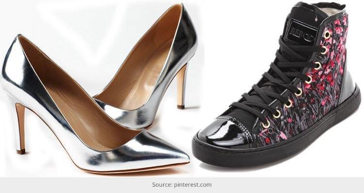 Top Fall Footwear Trends