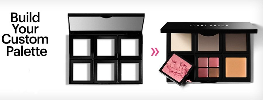 bobbi brown custom palette