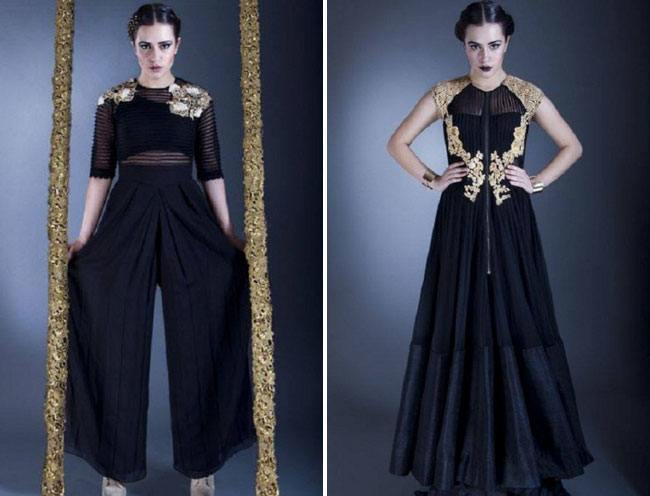 chic black gown Boutiques in Hyderabad