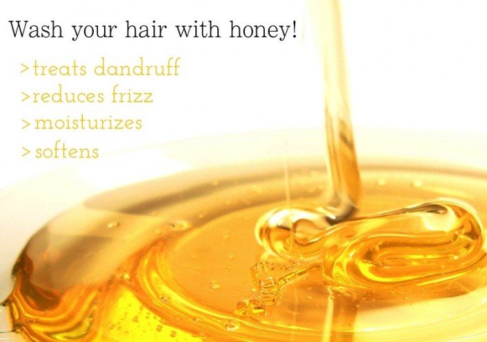 honey mask for Frizzy Hair