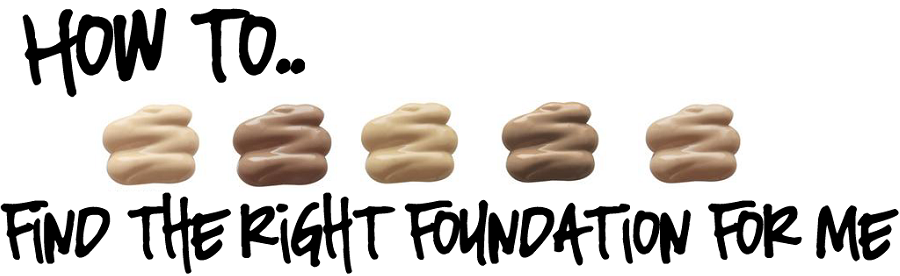 how to pick the right foundation