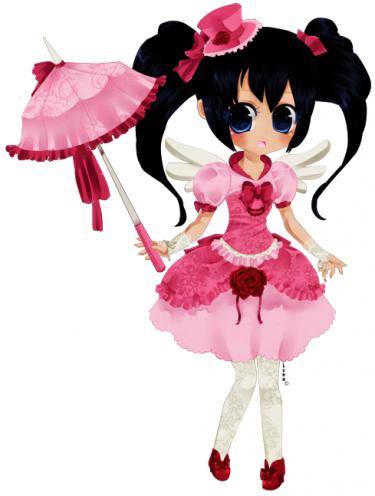 lolita fashion color tips