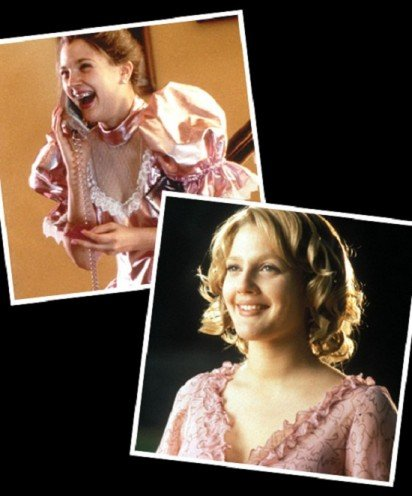 makeover in never been kissed
