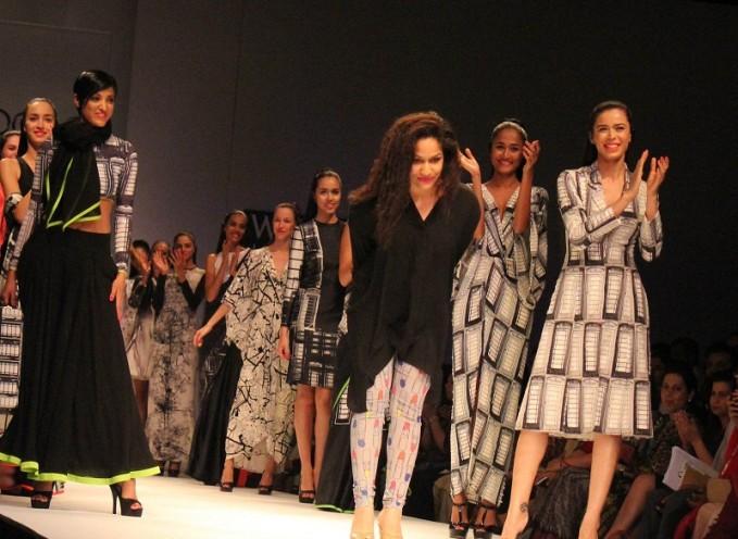 masaba gupta wills lifestyle fashion week 2013