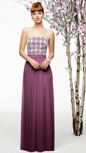 radiant orchid bridesmaid dresses