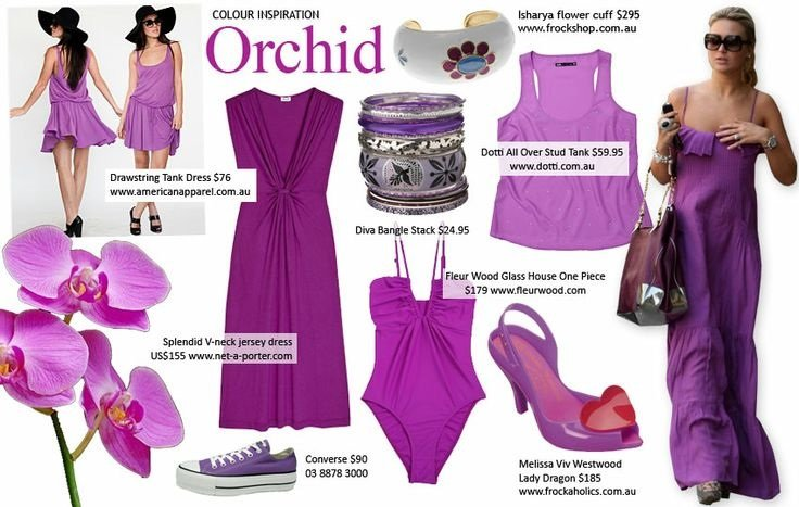 radiant orchid purple color trend