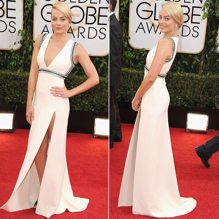 margot-robbie-golden-globes-2014-red-carpet
