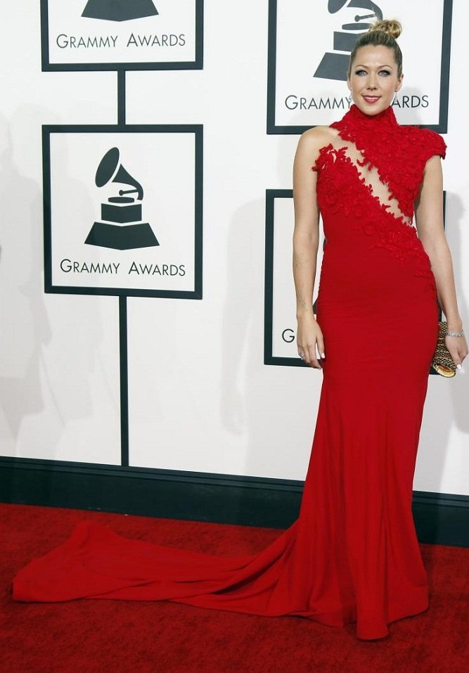 Colbie Caillat grammy 2014