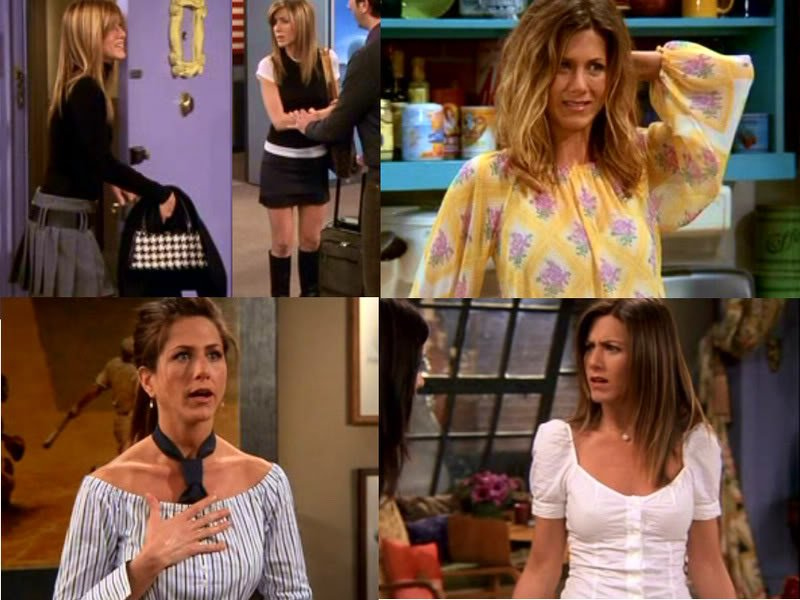 Jennifer Aniston Dressing