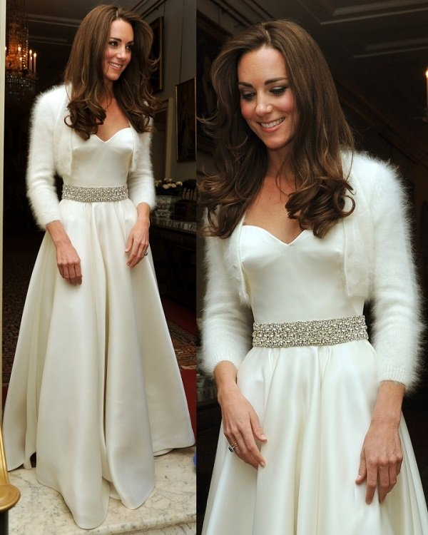 Kate Middleton Gown Wedding: TOP 5 Outfits Worn By Kate Middleton