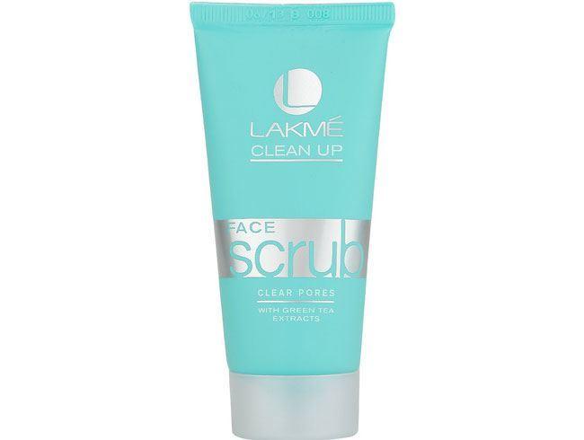 Lakme Clean Up Pores Face Scrub