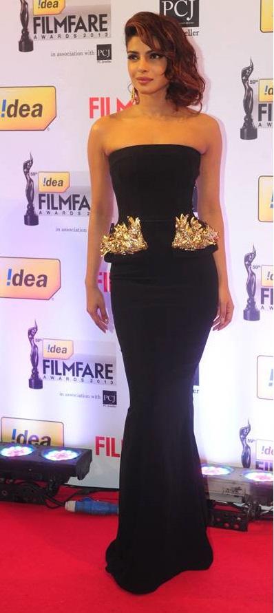 Priyanka Chopra Filmfare 2014