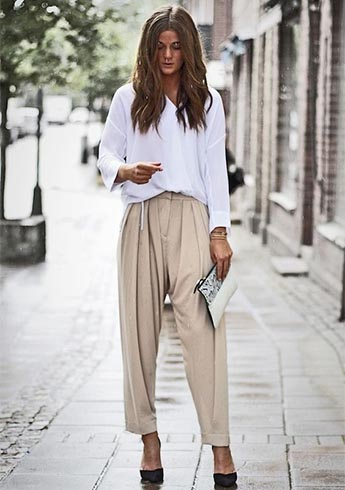 10 stilvolle Möglichkeiten, Ankle Pants zu tragen