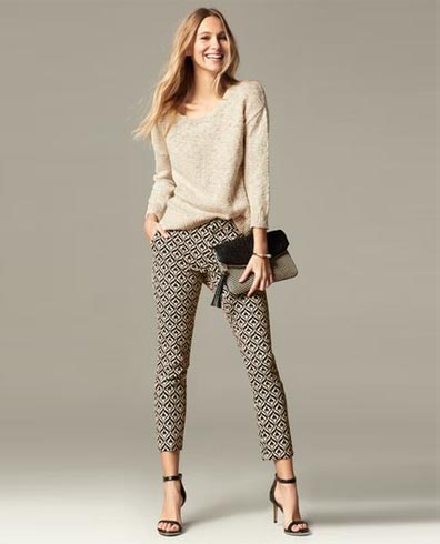 Best Ways to Wear Ankle Pants