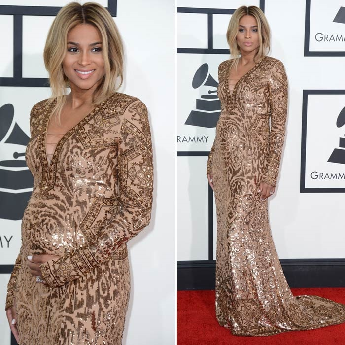 ciara grammy awards 2014