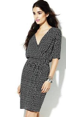 Peek A Boo Dresses for Wide Shoulders Ladies