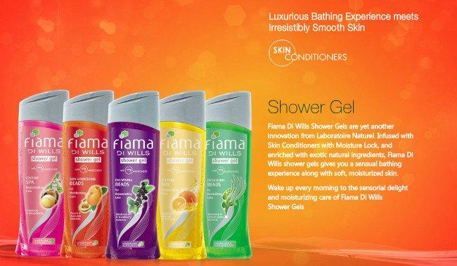 Best Shower Gel in India