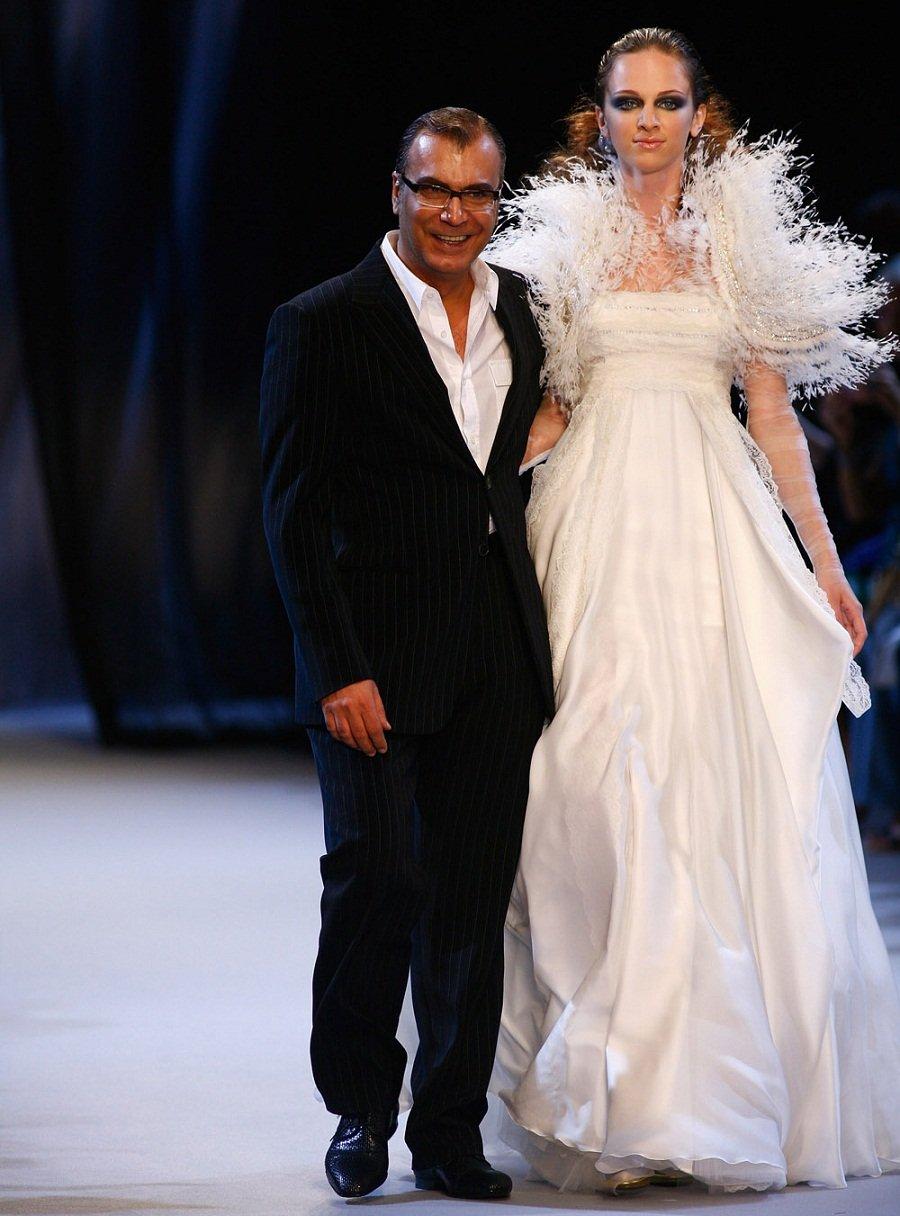Georges Chakra: Paris Fashion Week Haute Couture A/W 2009/10 - Arrivals
