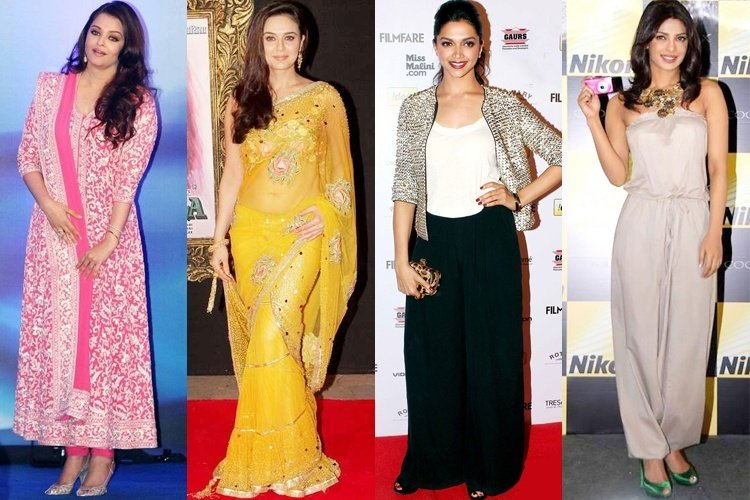 Indian Fashion Trends