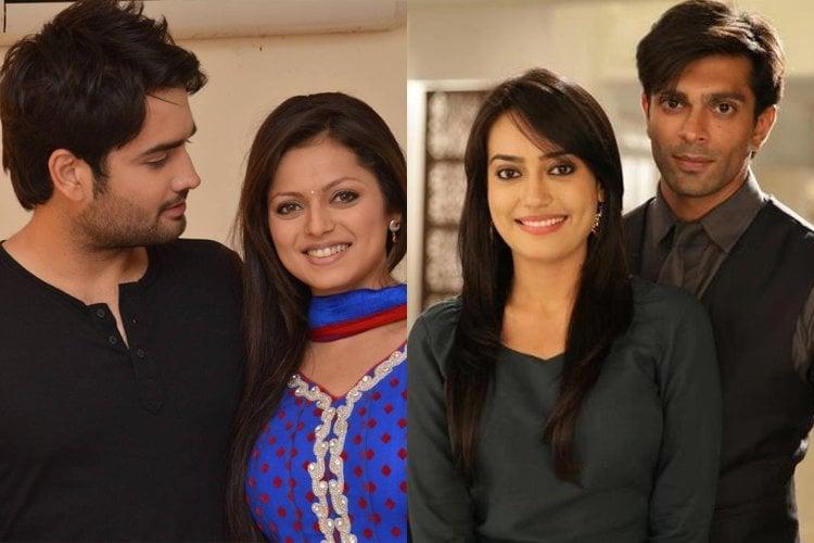 Stylish Indian Television Jodi
